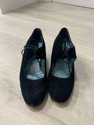 Zapatos de baile flamenco Roberto Garrudo