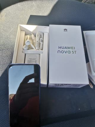Huawei nova 5t 128gb 6ram nuevo