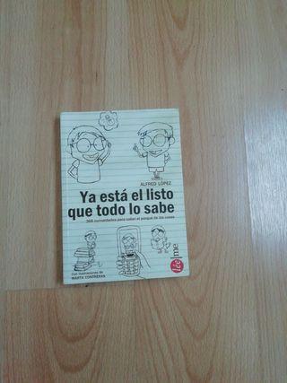libro de preguntas interesantes