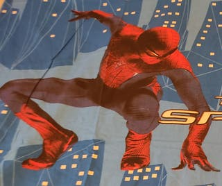 Funda nordica Spiderman + almohada