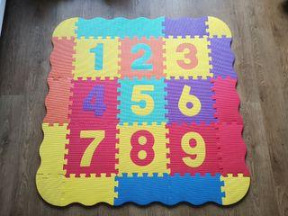 puzzle para gateo