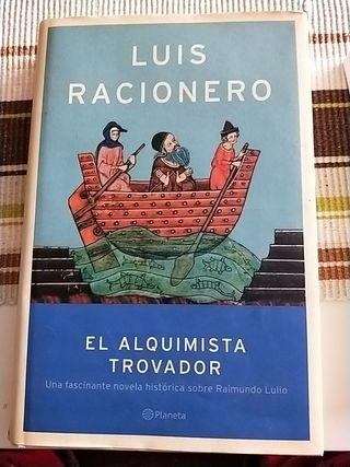 el alquimista trovador, Luis Racionero