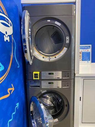Lavadora y Secadora Industrial