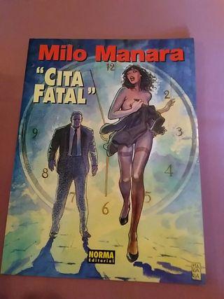 revista para adultos Nilo Manara