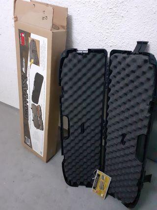 maletín escopeta