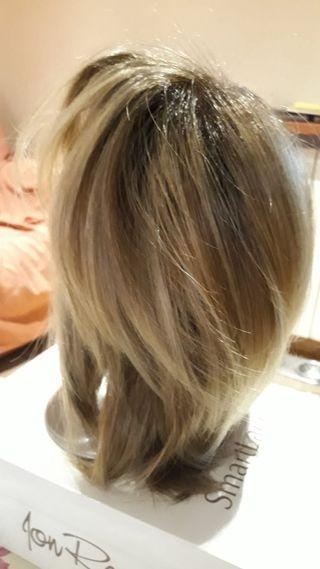 pelucas sintéticas
