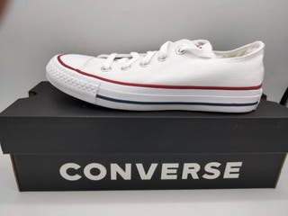 converse ox optical White tala 36