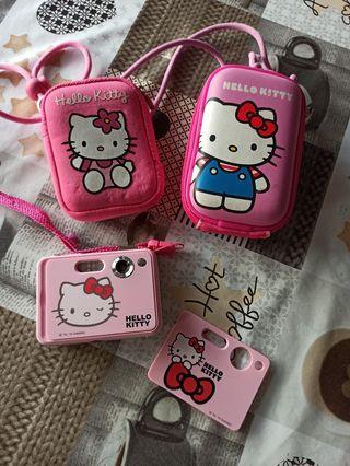 Cámara Hello Kitty 3.1 Mp + funda