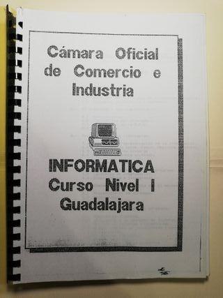 CURSO NIVEL 1 DE INFORMATICA