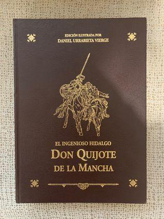 Don Quijote de la Mancha. Edición ilustrada.