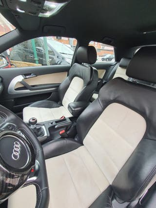 Asientos Audi A3 S3 8P