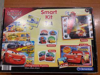 Juego 7 en 1 Cars