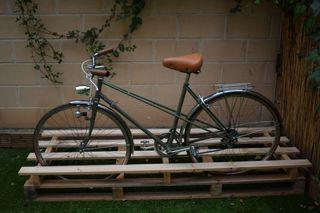 Bicicleta de paseo Orbea Luarca restaurada años 80