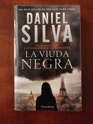 Novela La viuda negra