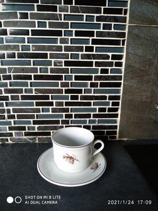taza Nescafé antigua