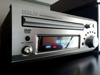 DENON HiFi Amplificador Reproductor CD