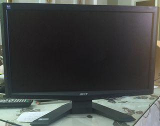 monitor ordenador ACER