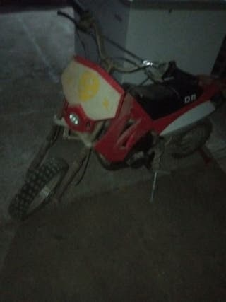 Mini moto de niño