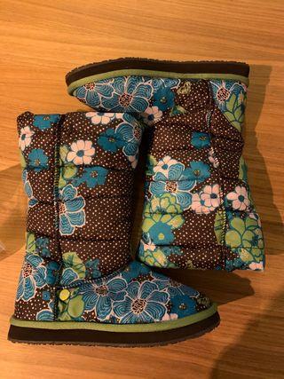 Roxy Quiksilver botas descanso. T35