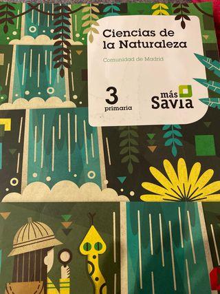 Libro ciencias naturales 3 primaria sm