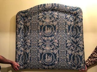 2 Cabeceros para cama 90 tapizados