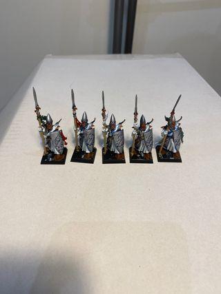 Warhammer Altos Elfos