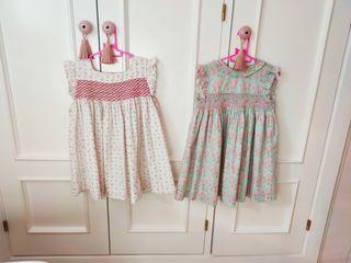 Pack vestidos 3-4