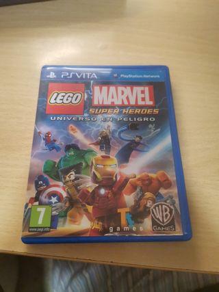 LEGO MARVEL SÚPER HEROES