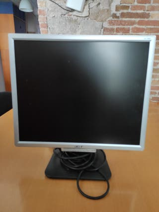 """Monitor Acer 19"""" 375x300"""
