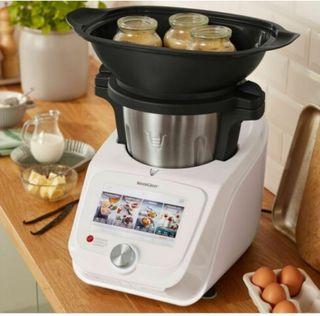 robot de cocina lidl Monsieur cuisine connect