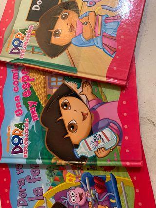 Cuentos de Dora la exploradora