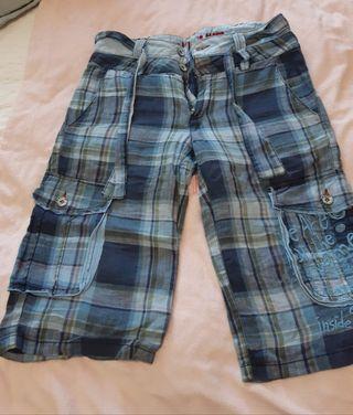 Pantalón corto de Desigual