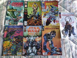 Varios cómics