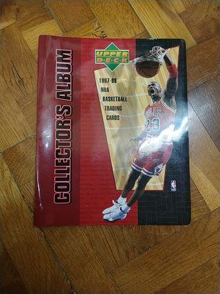 NBA Basketball Trading Cards 97-98