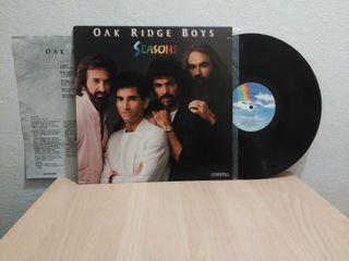 Vinilo The Oak Ridge Boys Seasons