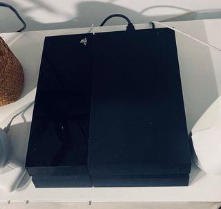 Playstation 4 500GB 2 mandos