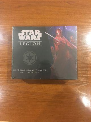 Star wars legion imperial guard