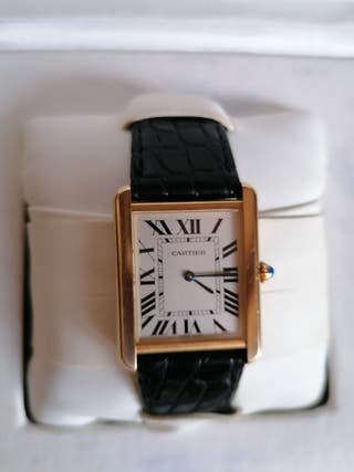 Reloj Cartier unisex