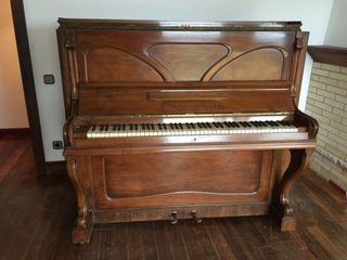 Piano siglo XX
