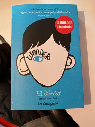 WONDER libro