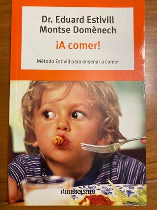 A comer!! Libro