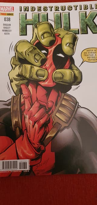 Indestructible Hulk n° 38