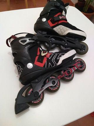 Patines en línea Talla 44 - Roller Skates K2 MOTO