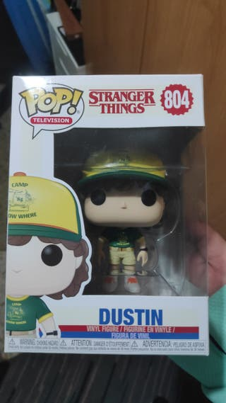 Funko Pop Dustin Stranger Things