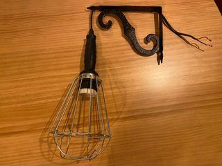 Lámpara aplique industrial