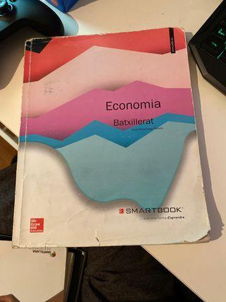 Libro ECONOMIA 1r BACHILLERATO