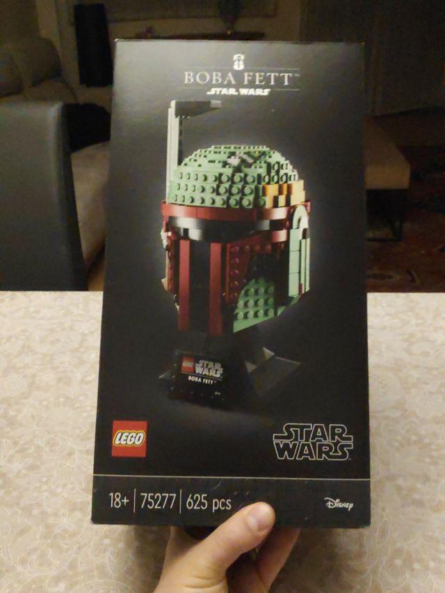 Lego 75277 Casco Boba Fett
