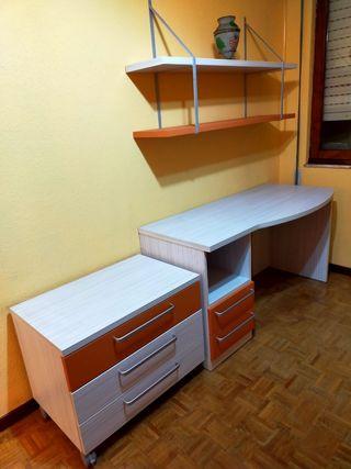 Habitación juvenil completa o por separado