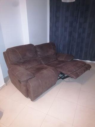 sofá 2 plazas 3 posiciones