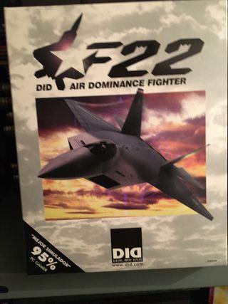 SIMULADOR F22 DID